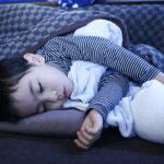 息子の甲状腺超音波検査